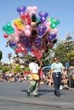 迪斯尼气球 库存图片
