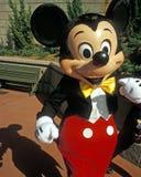 迪斯尼王国魔术米老鼠 免版税库存照片