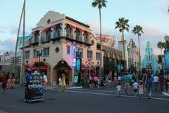 迪斯尼的好莱坞演播室,奥兰多佛罗里达 图库摄影