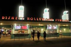 迪斯尼的好莱坞演播室,奥兰多, FL 图库摄影