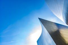迪斯尼音乐厅简单派照片 免版税库存照片