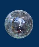 迪斯科发光的球,范围 免版税库存照片