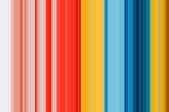 迪斯科舞会,五颜六色的无缝的条纹样式 抽象背景例证 时髦的现代趋向颜色 免版税库存图片