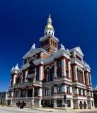 迪比克县法院大楼 库存照片