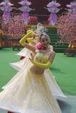 迷人的舞蹈演员 免版税库存照片