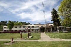 退伍军人回家加利福尼亚在Yountville,纳帕谷 库存照片