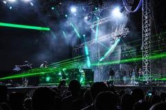 退出音乐节2013年 免版税图库摄影