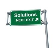退出高速公路高速公路符号解决方法&# 库存图片