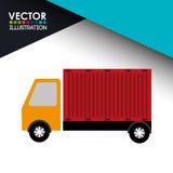 送货业务设计 库存图片