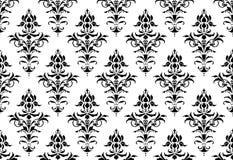 适于耕种维多利亚女王时代的墙纸 库存图片