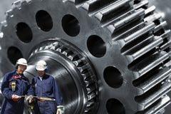 适应钢铁工人 免版税图库摄影