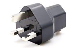 适配器插口电子插座 库存照片