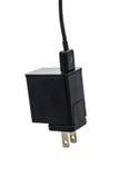 适配器USB充电器 库存照片