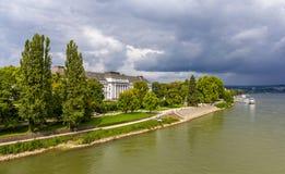 选举宫殿在科布伦茨 免版税图库摄影