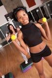 选件类不同的健身 免版税库存照片