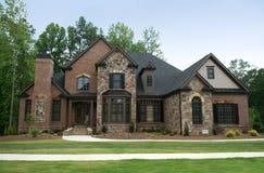 选件类家庭豪华较大 免版税库存图片