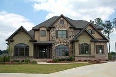 选件类家庭豪华较大 免版税库存照片