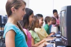 选件类计算机小学 免版税库存图片