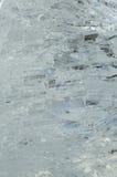 透明冰背景 库存照片