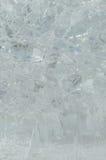 透明冰背景 图库摄影