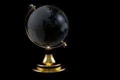 透明的地球 免版税库存照片