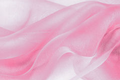 透明硬沙织品 免版税库存图片