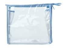 透明袋子 免版税库存照片