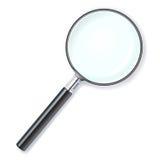 透镜扩大化 免版税库存图片
