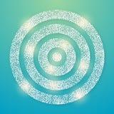 透镜火光光传染媒介背景eps 10 图库摄影