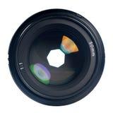 透镜照片专业人员 库存图片