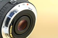 透镜照片 免版税库存图片