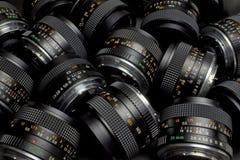 透镜 免版税库存照片