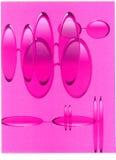 透镜 向量例证