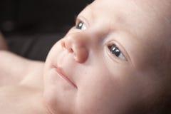 逗人喜爱的女婴 免版税库存照片