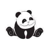 逗人喜爱的小熊猫 免版税图库摄影