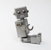 逗人喜爱的机器人 库存图片
