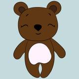 逗人喜爱的熊 免版税库存照片