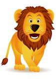 逗人喜爱的狮子 库存照片