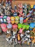 逗人喜爱的玩具 免版税库存图片