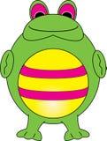 逗人喜爱的蛙 免版税库存图片