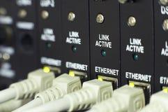 通信系统 免版税库存图片