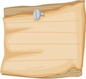 通知单纸张 皇族释放例证