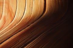 通知-岩石模式 免版税库存照片