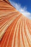 通知-岩石模式 免版税图库摄影