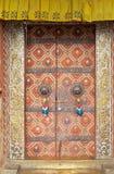 通萨Dzong,通萨,不丹 图库摄影
