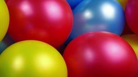 通过党气球