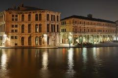 通道全部威尼斯 免版税库存图片