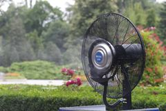 通风设备 库存图片