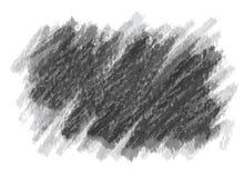 速写的铅笔,数位被再生产的图画 向量例证