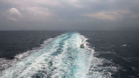 速度小船 影视素材